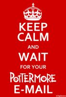 Keep Calm Pottermore 2 by stinglacson