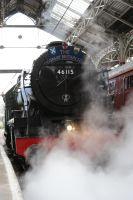 A Steaming Scot by robertbeardwell