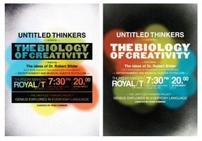 Untitled Thinkers Posters by artdude85
