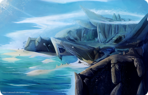 Sirens Island - The Odyssey by CatCouch