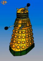 Dalek by 9YellowDragon9
