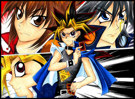 Yugioh Generations by HeartandVoice