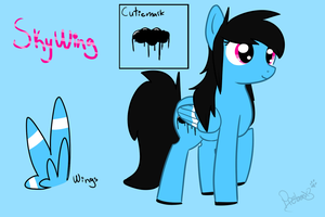 SkyWing REF by Miineh
