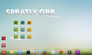 SPRATLY Orbs by ghoster76