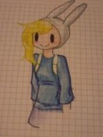 Fionna the human by Iloveadventuretime20