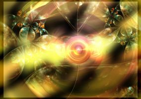 Fractal and Abstract Colab by MichaiMathieu