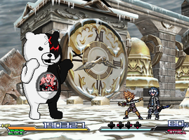 Project X Zone Fake screenshot by zacharyleebrown