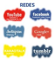 Fonts Redes Sociales by IsaGall