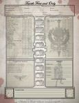 Tanith character sheet - I by ladyneron