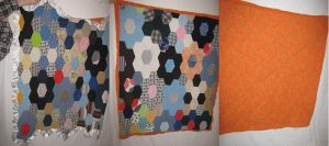 Grandmother's Garden Quilts by Morrowdim