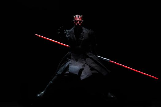 Darth Maul - Battle on Naboo - Hot Toys - 3 by JEC112