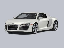 new audi by puddlz
