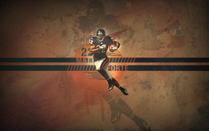 Matt Forte Wallpaper by Hurricane-Season