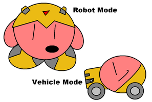 Kirbyformers 1: Bumblebee (Movie) by Kirby-Force