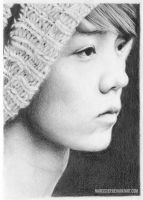 Luhan - EXO-M by narcistep