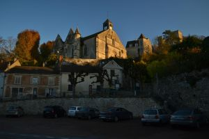 L eglise perchee by MADCALIMERO
