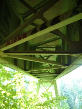 Bridge Supports 09 by aurochstock