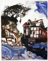 Dream Study: Abandoned House by tombennett