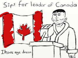 Yogscast Sips to lead Canada by HarlandGirl