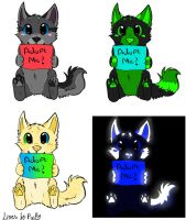 Cuttest and veeeeeery cheap adoptables!!!![CLOSED] by Wyeth-Kitty