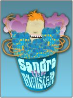 Sandra the Monster by Stinky9