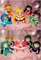 Sailor Moon by SentimentalDolliez