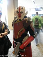 Pax 2013 Turian by nwpark