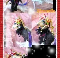 ff8 Queen Edea by LightningSilver-Mana