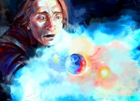 Once Upon A Time: Explosion by Kaktus-Olya