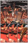 LIFE-TIME #1 pg 1 colors by Alf-Alpha