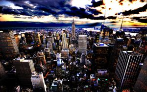 Rockefeller View by Fainther