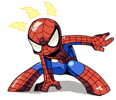 spider-man by norunn8931