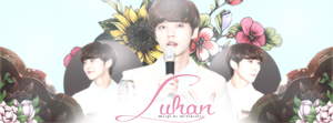 Luhan FB Cover by darknesshcr