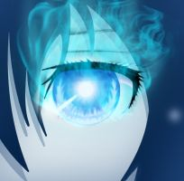 Black rock shooter eye by jmarcelino143235
