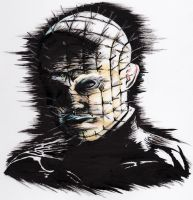 Pinhead by MisterSmiley