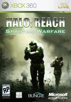 Halo Reach: Spartan Warfare by PlainBen