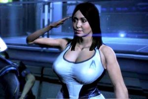 Jessica Chobot ME3 BE by incredibleB