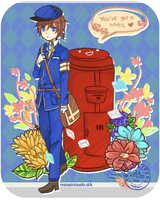 Postman Shota Edition by naoyatoudo