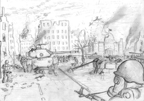 Soviet Assault by JanBoruta