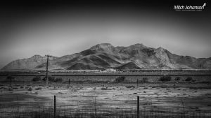 By the Great Salt Lake BW by mjohanson
