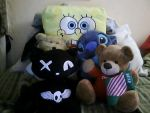 My Stuffed Animals by Angelgirl10
