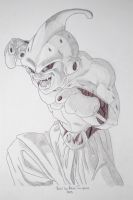 Buu by drawing520