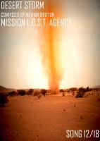 Mission L.O.S.T. Agency: Desert Storm by Gaming-Master