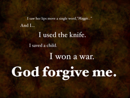 Forgive Me by Tzadikim