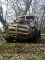 Old Truck of awesomeness by KMKramer44