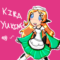 Kira Yukine by Kanka-the-raizard