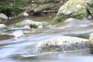 A Study in Flowing Water XIX by ChrisTheJeweler