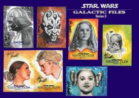 Star Wars Galactic Files Series 2 Part 1 by AngelinaBenedetti