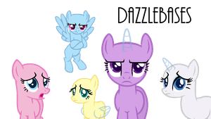 [MLP Base] You're All Annoying by DazzleBases