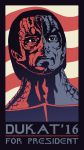 Dukat for President by renonevada